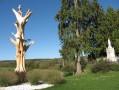 Boucle par la Demoiselle du Tilleul à Menoux depuis Breurey-lès-Faverney