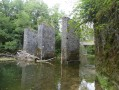 Ancien pont canal