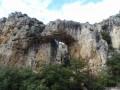 Arche du vallon de Valescure