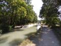 Boucle de Saint Antoine, par le canal, le Serre et le Mas