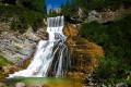 Canyons et cascades de Fanes