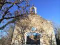 Boucle à Saint-Antonin-Noble-Val qui domine le Cirque de Nibousou