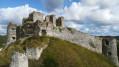 Château d'Arques-la-Bataille et les étangs de la Varenne