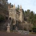 Ronde autour du Château de la Rochelambert