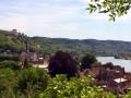 Les Andelys et ses environs boisés