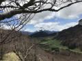 Parcours de crêtes au-dessus du Grand Carroz