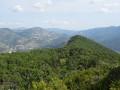 Le Sommet de la Plate et la Montagne de Bluye