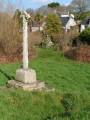 Croix et fontaine de Stang Irvin