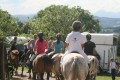 Départ de la Ferme Equestre de Chantaigut