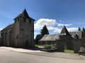 Plateaux et vallons entre Chameyrat et Saint-Mexant