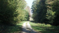 En direction de la Fontaine Rouge