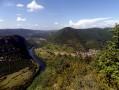 Surplombs des Gorges de l'Ain : Bolozon - Balvay - Solomiat - Napt