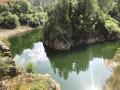 Saint Etienne - le Gouffre d'Enfer - les barrages