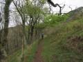 Joli chemin de liaison entre villages