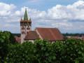 L'église de Châtenois