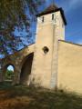 L'église et la Chapelle de Lugaut à Retjons