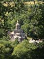 La Basilique d'Orcival par le Plateau des Dômes