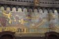 La bataille de Lepante dans la basilique