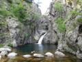 Les crêtes et les cascades de Labastide-sur-Bésorgues