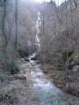 Circuit autour des Saillant du Gua, cascade du ruisseau de la Champa