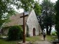 Village et bocage à Beuvron-en-Auge