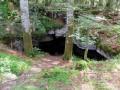 La grotte du Puits du glaçon