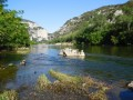 Sur les sentiers des Gorges de l'Ardèche