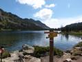 Les lacs de la Réserve Naturelle de Néouvielle