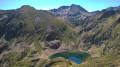 Lac d'Aygue Longue et Pic de l'Homme