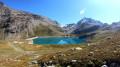 Glacier et lac de Rhêmes-Golette