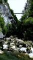 Le Chaos du Chéran, le Pont de l'Abîme