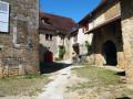 Le château de Menétru-le-Vignoble