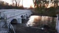 Le grand pont sur l'Ornain