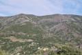 Roc Sant Salvador - frontière France-Espagne depuis Montalbà