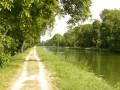 Le long du canal de Joigny