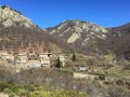 Du Col d'Aizac à Bise