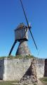 Le village de Montsoreau et son château entre Loire et habitats troglodytes