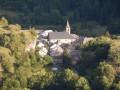 Le Lauzet-Ubaye - Tour du Rocher du Château par le pont romain
