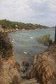 La Tour Fondue sur la Presqu'île de Giens