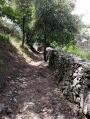 Capu Bracajo par le village abandonné d'Occi