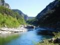 La Maladrerie des Templiers dans les Gorges de l'Ardèche