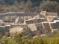 Le Suillet au départ du village d'Orpierre