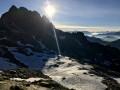 Rocher Blanc par le Col de Buyant