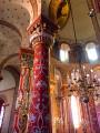 Abbatiale Saint-Austremoine et rues d'Issoire