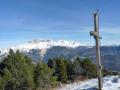 Massif du pic de Bure depuis le sommet