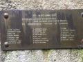 Le monument du maquis polonais