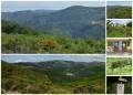 Saint-Julien-du-Gua : de l'Auzène à Intres, par le Serre des Fontettes