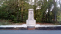 Forêt de Retz - La Tour Mangin et la Guards' Grave