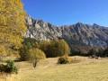 Col du Morgonnet, Cabane du Jas par les Hugues