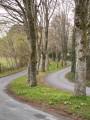 L'Anse de Kerdour et l'Etang de Kerbernez par la campagne de Plomelin